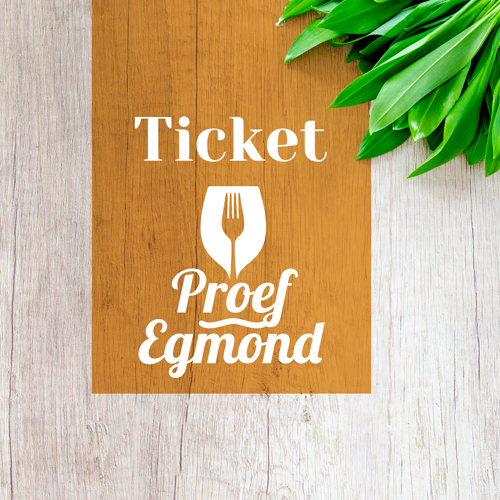 Ticket Proef Egmond